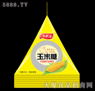 多米乐玉米糖(黄)