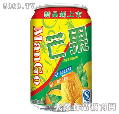 汇祥芒果味碳酸饮料