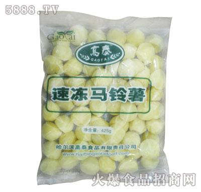 高泰速冻马铃薯425g产品图