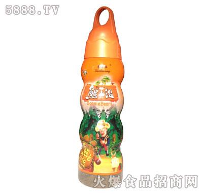 莱得旺熊触摸果味饮料(橙)