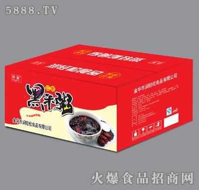 养延红枣黑米粥箱装