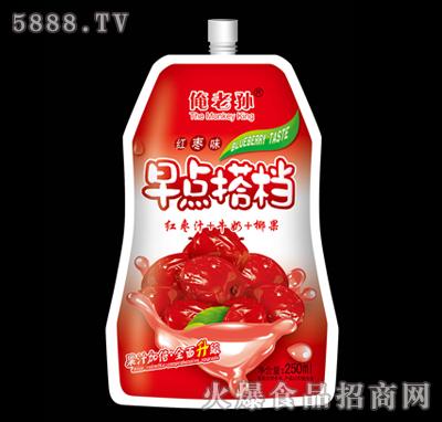 250ml俺老孙早点搭档(红枣味)