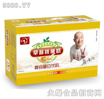 仁君早餐核桃奶250mlX16盒