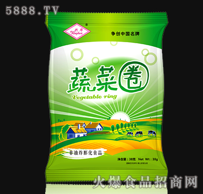 兴华蔬菜圈38g