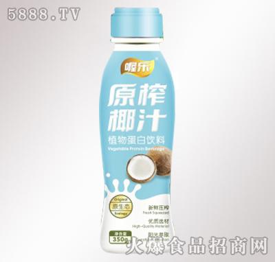 喔乐原榨椰汁350g