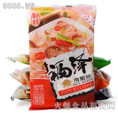 福泽海蜇丝麻辣味150g产品图