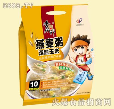 麦丹郎鸡茸玉米燕麦粥370g袋装