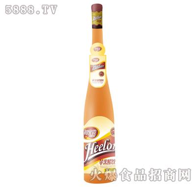 和宜露375ml苹果醋锥形瓶