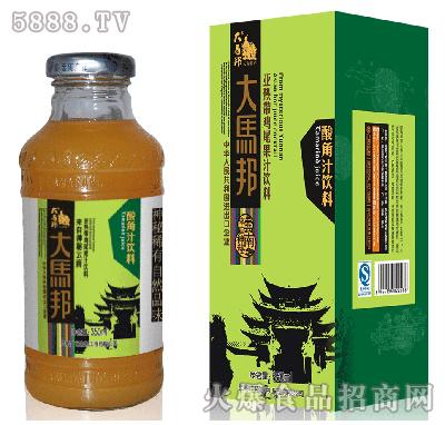 大马邦350ml酸角汁