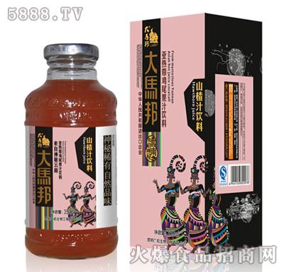 大马邦350ml山楂汁
