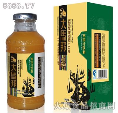 大马邦350ml木瓜汁