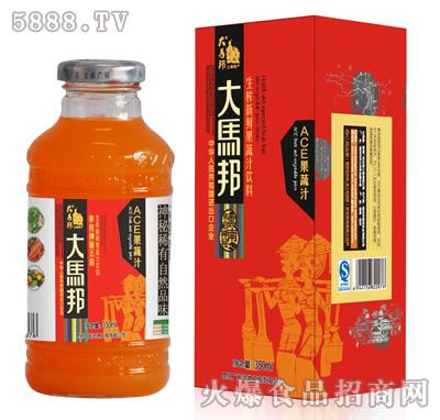 大马邦350mlACE果蔬汁