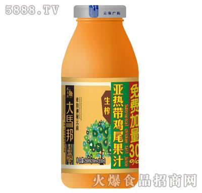 大马邦260ml鸡尾果汁