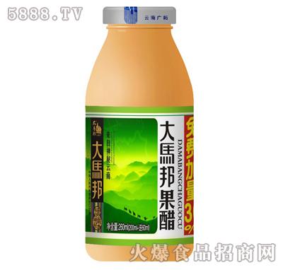 大马邦260ml果醋