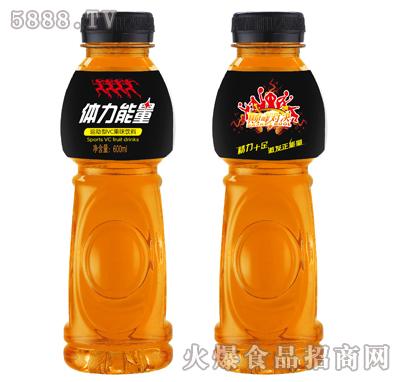 体力能量运动型VC果味饮料600ml