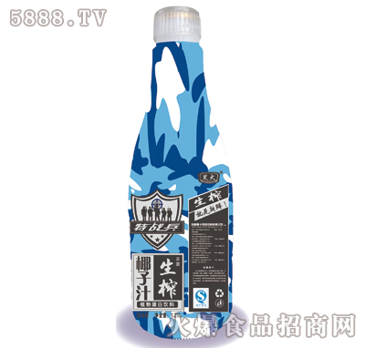 1.25L特战兵生榨椰子汁