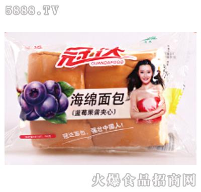 冠达食品面包1x10包x10袋|郑州市冠达海绵-网甘白砂糖图片