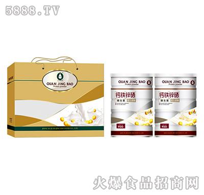 泉京宝钙铁锌硒蛋白粉