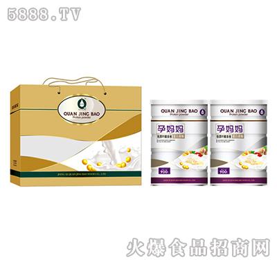 泉京宝孕妈妈蛋白粉