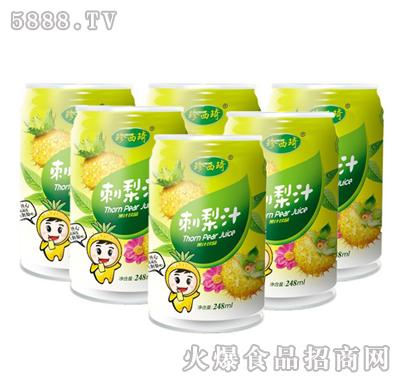 珍西琦刺梨汁248ml