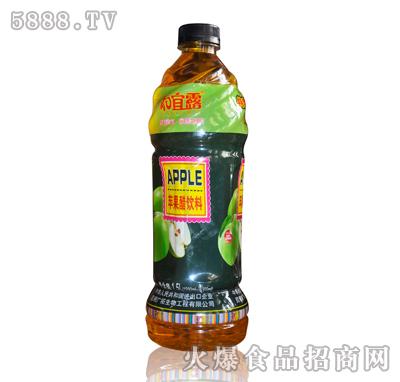 1.5L和宜露苹果醋