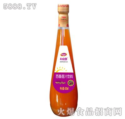 828ml和宜露西番莲汁饮料