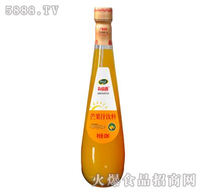 828ml和宜露芒果汁饮料