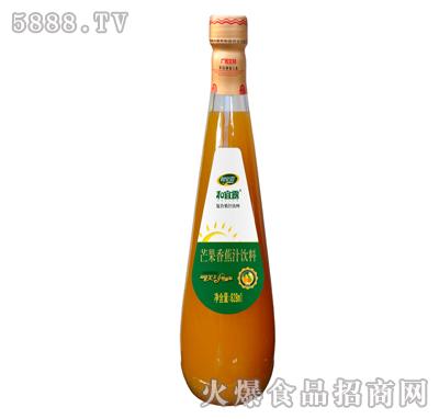 828ml和宜露芒果香蕉汁饮料