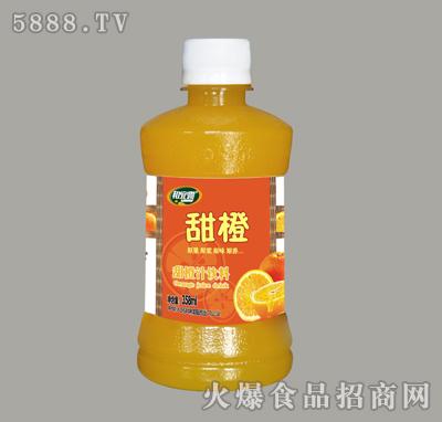 358ml和宜露甜橙汁