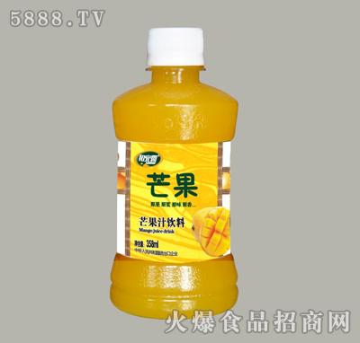 358ml和宜露芒果汁