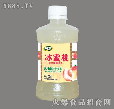 358ml和宜露冰蜜桃汁