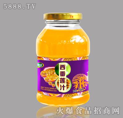 258ml和宜露西番莲汁