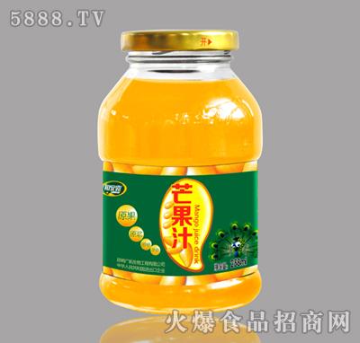 258ml和宜露芒果汁
