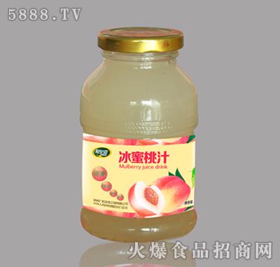 258ml和宜露冰蜜桃汁