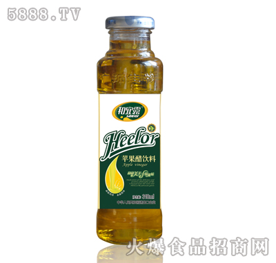 310ml和宜露苹果醋
