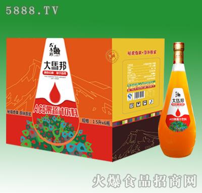 大马邦ACE果蔬汁1.5LX6