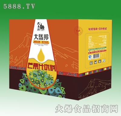 大马邦芒果汁饮料1.5LX6