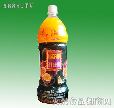 大马邦西番莲汁饮料1.5L