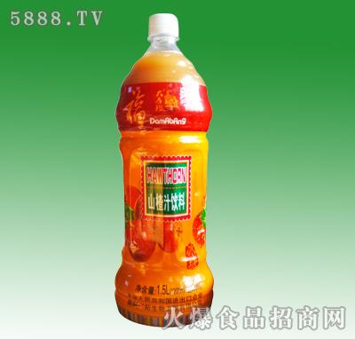 大马邦山楂汁饮料1.5L