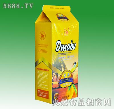 大马邦芒果汁1L