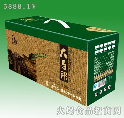 大马邦亚热带鸡尾果汁饮料285mlX10
