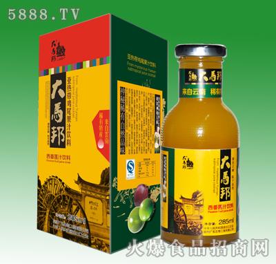 大马邦西番莲汁饮料285ml