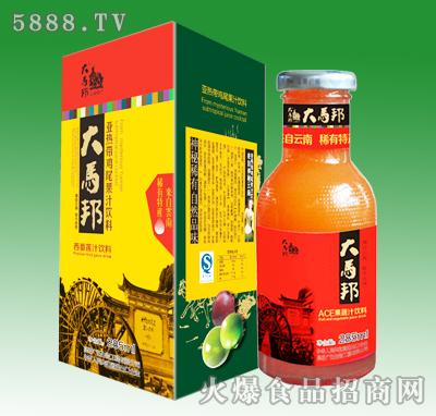 大马邦西番莲汁285ml