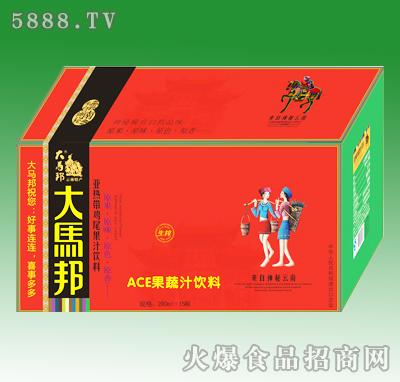 大马邦ACE果蔬汁280mlX15