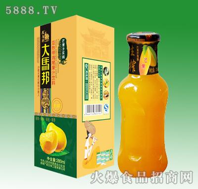 大马邦芒果汁饮料280ml