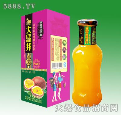 大马邦西番莲汁饮料280ml