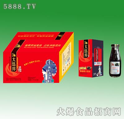 大马邦桑葚汁饮料277mlX15