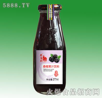 大马邦桑葚果汁饮料277ml