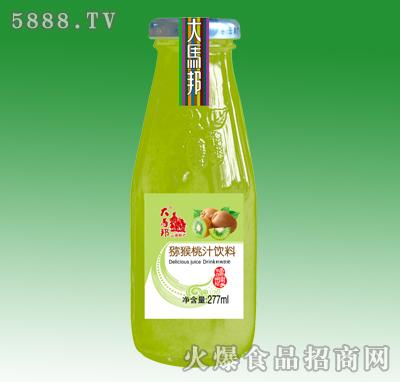 大马邦猕猴桃汁饮料277ml