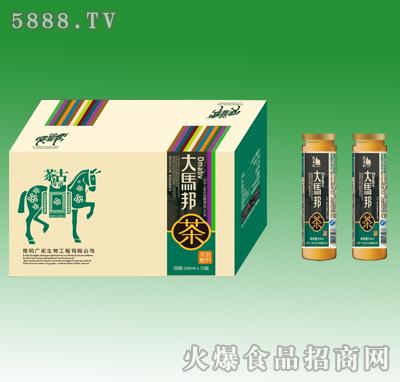 大马邦茶果醋饮料268mlX15